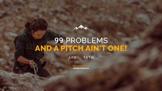99 problems and a Pitch ain't one!