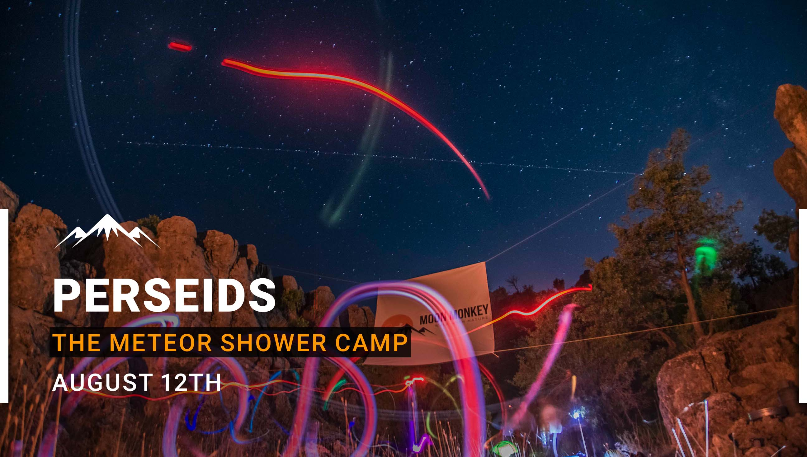 Perseids / The Meteor Shower Camp