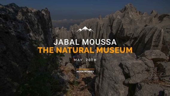 The Natural Museum | Jabal Moussa