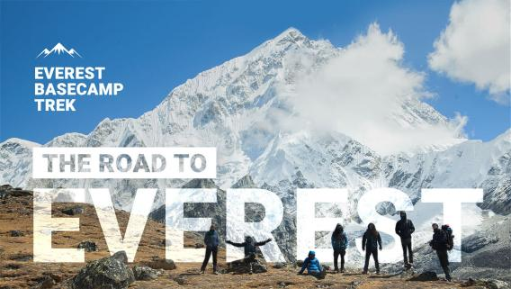 The Road to Everest