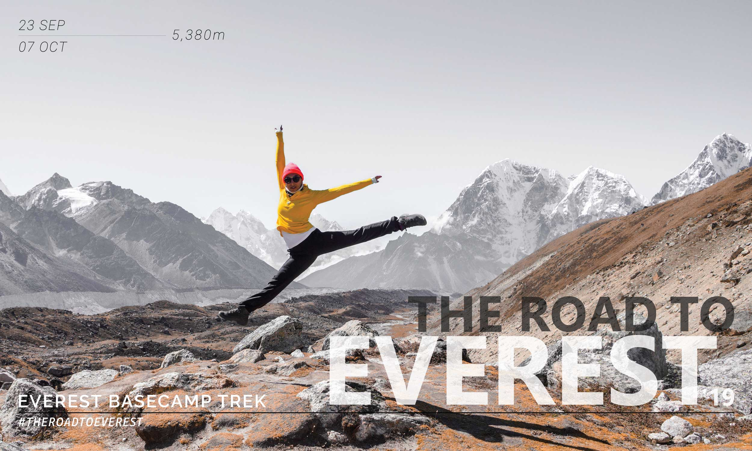 The Road to Everest 19'